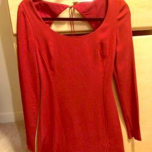 Rachel Zoe Long sleeve dress 0